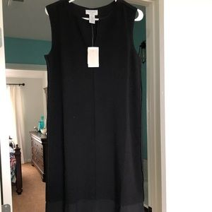 NWT Carmen sheath dress size medium black